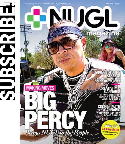 NUGL Magazine Cover